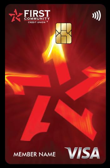 Fire star FCCU credit card