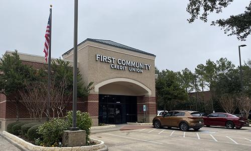 FCCU Cinco Ranch branch