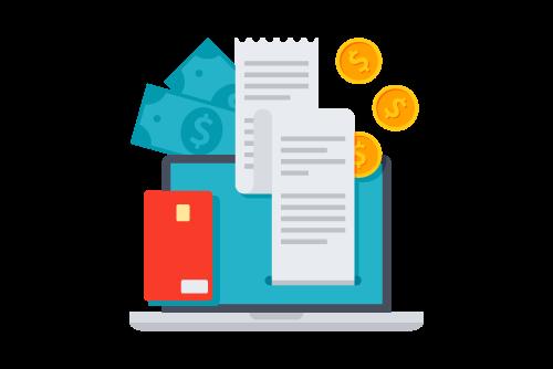 Loan application icon